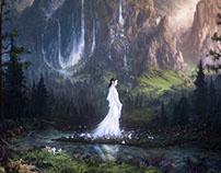 The Falls of Nimrodel