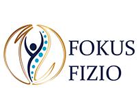 Fokus Fizio visual design