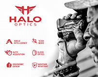 Halo Optics Feature Icons