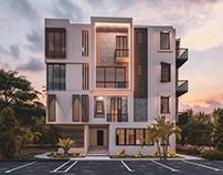 Residential Building Design - El Minya, Egypt