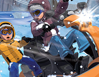 Líder Robotic Adventures - Polar Trek