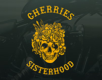 Cherries Sisterhood Branding