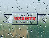 Cape Union Mart - Winter Campaign