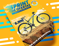 Sprint de Ofertas - Pedal Pró