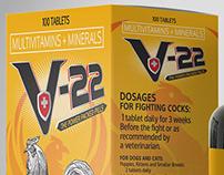 V-22 Tablet Redesign