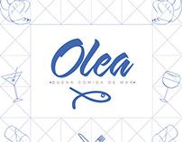 Menú Olea