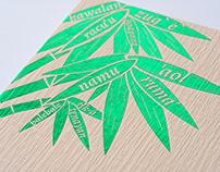 竹仔:非草非木的島內生活指南|書籍設計