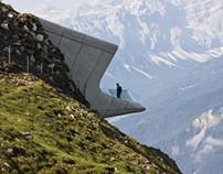 Messner Mountain Museum Corones / Zaha Hadid