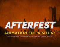 Publicité - Afterfest