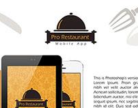 ProRestaurant App & Mucups