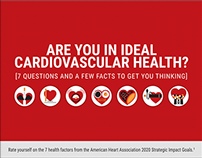 Are You In Ideal Cardiovascular Health? | Infographic