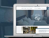 "Website of mini hotel ""Kay & Gerda"""