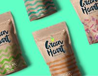 Green Heart Branding