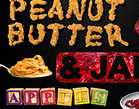 Not For All the Apples, Peanut Butter and Jam