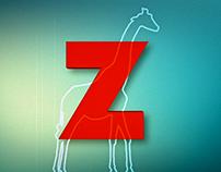 ZOO - flying logo
