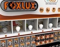 Projeto de Expositor Foxlux - PDV