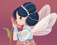 Fantastical Fairies- Chronicle Books. Ring Puzzle