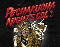 PECHAKUCHA NIGHTS VOL. 24