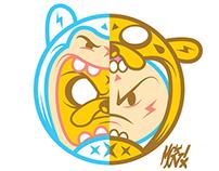 Jake&Finn/Finn&Jake