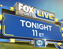 FOX Sports Live Styleframe