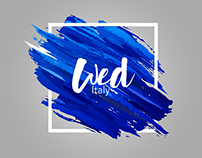 Wed - restyling logo