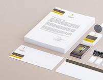 Prof Ibnu Hamad Foundation - Branding