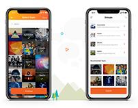 Querya - IOS Mobile application
