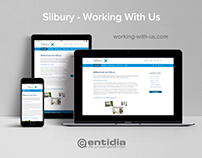 Silbury - Working With Us Website