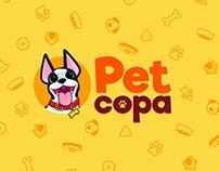 Pet Copa - Identity Design