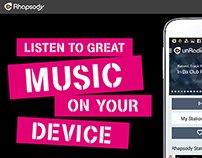 T-Mobile & Rhapsody unRadio