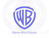 Redesign Logo Warner Bros. Pictures
