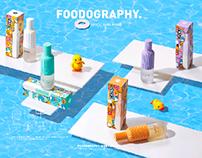春纪美妆品牌 makeup brand 食摄集foodography