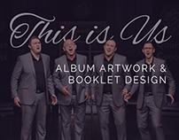 Finest Hour - Album Artwork & Booklet Design