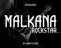 Malkana Font