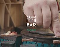 Drake Mini Bar