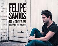 Felipe Santos - Single Cover
