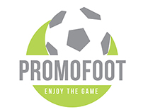 Promofoot logo proposals