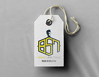 B57 - Clothing Brand Logo