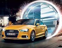 Anúncio Novo Audi A3