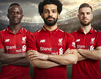 #StandRed - Standard Charted Bank x Liverpool FC