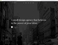 The elementi-design Website.