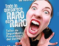 "Campaña ""Raro es Raro"" - Zuoz Pharma"