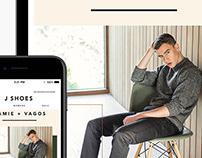 E-Mail Marketing: J Shoes