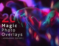 FREE Magic Photo Overlays