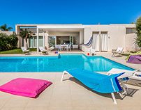 Vacation Home with swimming pool _ Marina di Ragusa