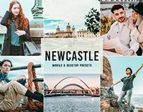 Free Newcastle Mobile & Desktop Lightroom Presets