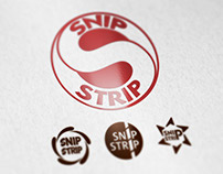 Logo | SnipStrip Multi Tape Dispenser