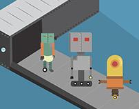 Future Baby Generator | AI Social Awareness Poster