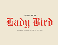 """""""Lady Bird"""" Motion Type Sequence"""