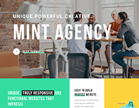 Creative Agency Theme